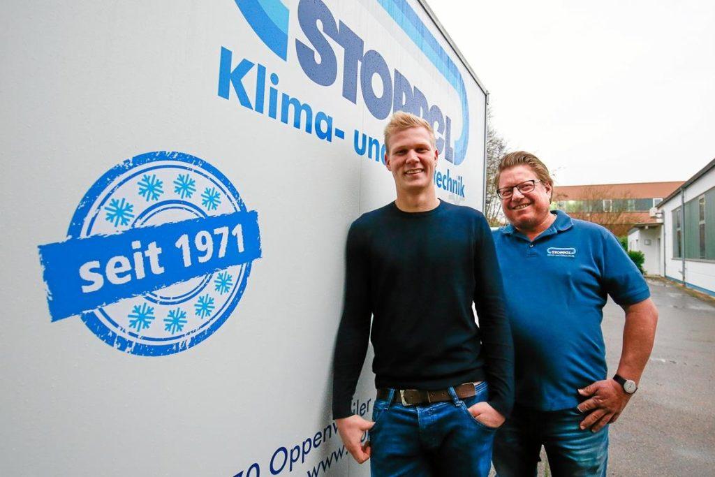 Philipp Wörner - Deutschlands bester Kältetechniker